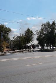 В Волгограде восемь человек пострадали при взрыве на автозаправке: Пятеро в тяжелом состоянии