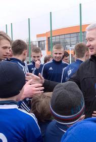 Собянин: Каждый округ Москвы будет иметь всепогодный футбольный стадион