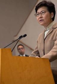 Гонконг в «ауте». США наложили санкции на правительство бывшей британской колонии