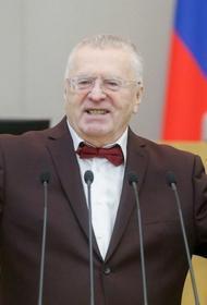 Жириновский готов сделать прививку от COVID