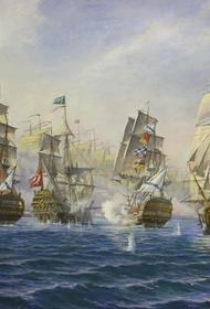 В этот день эскадра Ушакова разгромила турецкий флот у мыса Калиакрия
