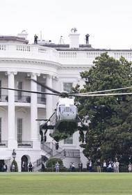 Два человека пострадали в ходе стрельбы у Белого дома