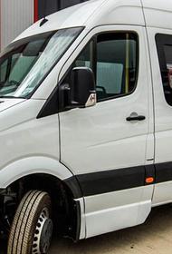 В Минске нашли автобус с российскими номерами с предметами для организации беспорядков