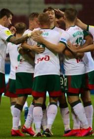 «Рубин» проиграл «Локомотиву» 0:2