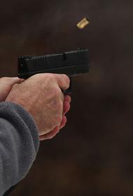 В воронежского дворника стреляли из пистолета