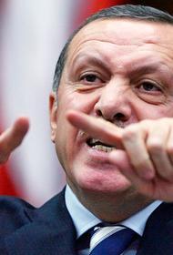 Политика Эрдогана - причина всех кризисов, в которые вовлечена Турция