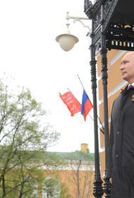 Путин в телефонном разговоре обсудил с Макроном текущую ситуацию в Белоруссии