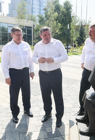 Зачем в Волгоград приезжают министры