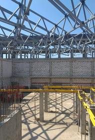 Баскетбольный центр в Краснодаре: масштабный проект, уникальный объект
