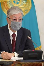 Токаев поздравил Путина с созданием вакцины от коронавируса