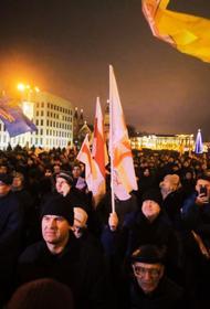 Борьба за свободу продолжается: с миру по нитке - протестующим в помощь