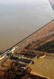 Губернатор Кубани сообщил о критической ситуации на Кубанском водохранилище