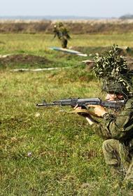 Войска ЮВО отрабатывают практические действия