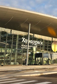 500 человек эвакуировали из-за «минирования» хабаровского аэропорта