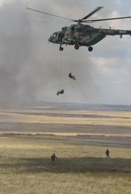 ВВС ЦВО подняли в воздух более 20 боевых самолетов и вертолетов