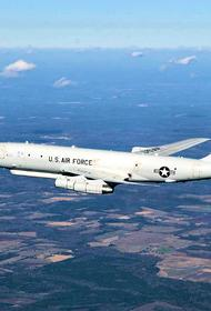 Разведывательный самолет США пролетел над территорией Китая незамеченным