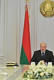 Лукашенко заявил о договоренности с Путиным по оказанию помощи при первом же запросе об обеспечении безопасности  Белоруссии