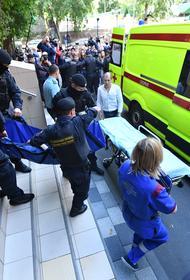 Врач Ефремова раскрыл подробности о состоянии актера: «Была угроза для жизни»