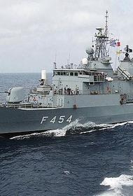 Греческие ВВС поднялись в воздух для поиска у своих берегов турецких субмарин