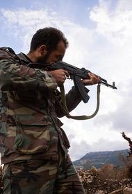 Произошла перестрелка между сирийскими и американскими военными, обе стороны понесли потери