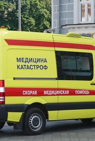 В Алтайском крае произошла авария с участием грузовика и легкового автомобиля