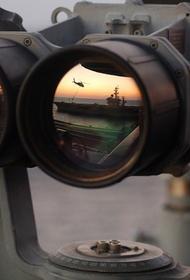 Российский Су-27 перехватил самолет ВВС США над Балтийским морем