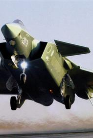 Двухместная версия истребителя J-20 пятого поколения создана Китаем