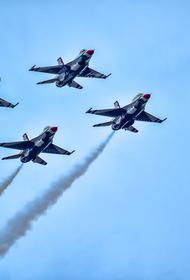 Американские самолеты нанесли авиаудар по сирийской армии