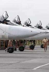 Самолеты российских ВКС впервые за месяц провели боевые полеты на северо-западе Сирии