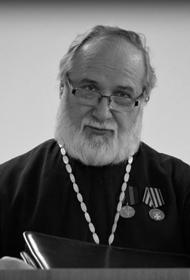 Скончался настоятель Покровского храма станицы Холмской Александр Пантелеев