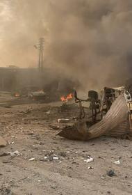 На северо-востоке Сирии были убиты три протурецких боевика