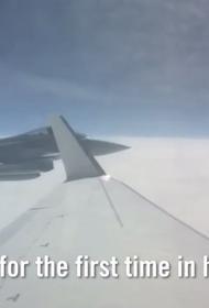 Израильские самолеты впервые вторглись в небо Германии