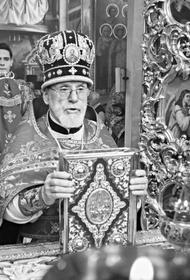 В Краснодаре умер родной брат митрополита Исидора протоиерей Владимир Кириченко