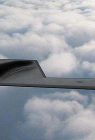 Америка возобновила работы по созданию бомбардировщика нового поколения B-21