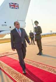Британский министр обороны прибыл в Киев «укреплять сотрудничество между Великобританией и Украиной»