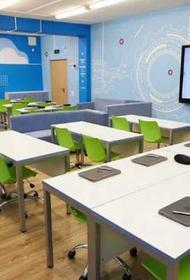 Собянин осмотрел новую школу на 900 мест в столичном районе Северный