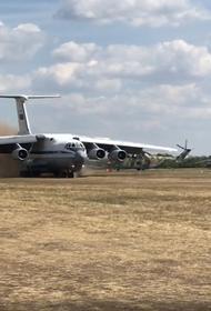 Аэродром в Астраханской области вывели из-под авиаудара  в ходе спецучений МТО