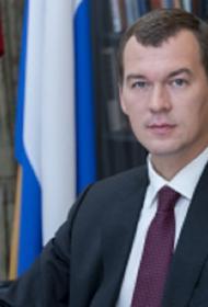 Дегтярев представил декларацию о своих доходах за 2019 год