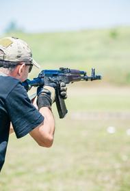 Армейская тактическая стрельба набирает популярность