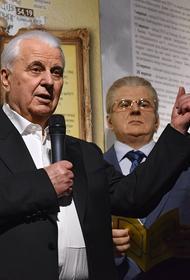 Кравчук будет просить Раду пересмотреть постановление о местных выборах