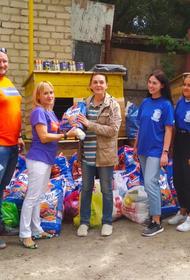 Волгоградские волонтёры: лучше маленькая, но помощь, чем большое сочувствие