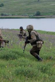 Танкисты ЦВО уничтожили диверсантов в ходе учения в Челябинской области