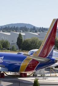 Boeing переименовал одну из марок самолета после катастроф