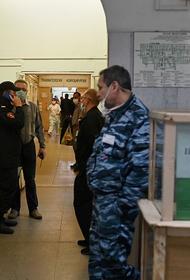 Названа возможная причина госпитализации Навального