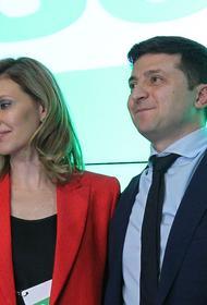 Зеленский рассказал, как его супруга и сын перенесли COVID-19
