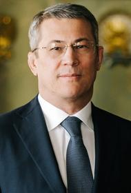 Глава Башкирии Радий Хабиров назвал условия по горе Куштау