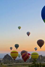 В Каппадокии решили возобновить туры на воздушных шарах