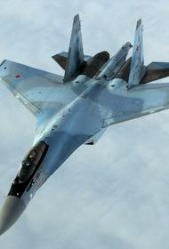 Самолёт-разведчик RC-135 ВВС США замечен у российской границы над Чёрным морем
