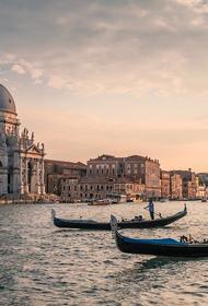В Венеции оценили идею американских ученых «позволить городу затонуть»
