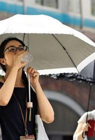 «Убийственное тепло».  Жара в Японии унесла жизни почти 150 человек